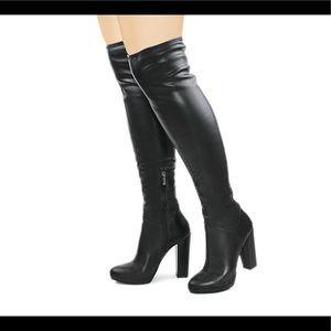 0d97960d106 Jessica Simpson Shoes - 🆕JESSICA SIMPSON GRANDIE OVER KNEE BOOT(Sz7 6.5M)